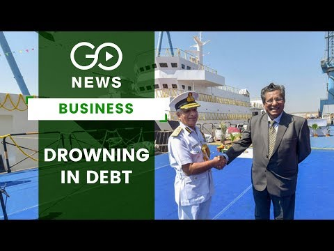 Reliance Naval Drowning In Debt