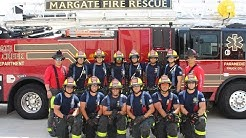 Margate-Coconut Creek Fire Rescue - Recruit Class 18-01