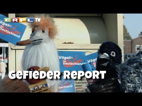 ERPL-TV Gefieder Report VfD - eine Alternative für Deutschland???