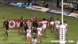 Cheetahs vs Chiefs highlights - Super Rugby round 8 2017 Video