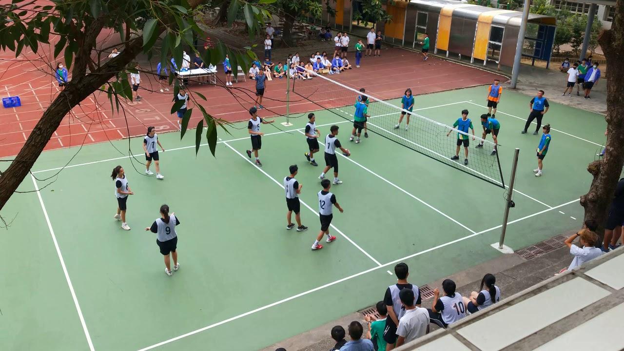 湖口高中 班際排球比賽 504vs603 2 - YouTube
