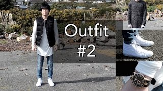 OOTD #2 | Represent, I Love Ugly, Vans, ASOS and More