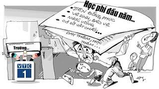 Kỷ luật hiệu trưởng nếu để xảy ra lạm thu