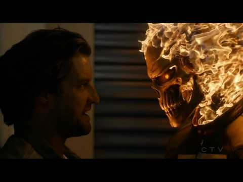 Agent of S.H.I.E.L.D. - Hellfire VS. Ghost Rider (HD 1080p)