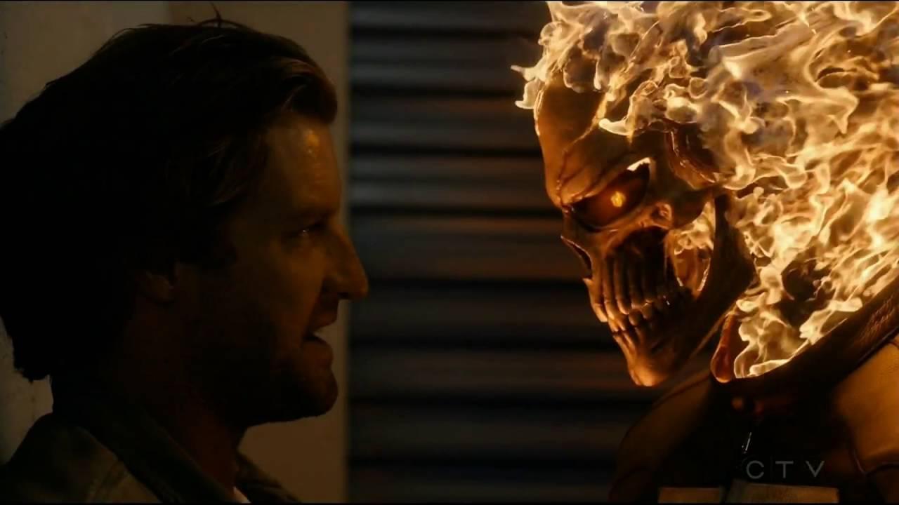 Agent Of S H I E L D Hellfire Vs Ghost Rider Hd 1080p