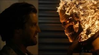 Agent of S.H.I.E.L.D. - Hellfire VS. Ghost Rider (HD 1080p)