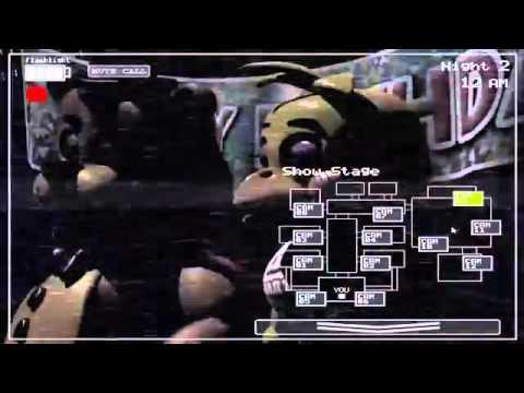 PC Longplay [006] Five Nights at Freddy's 2