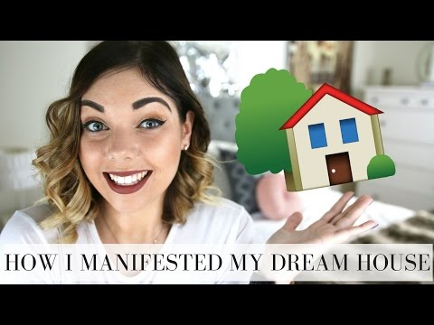 HOW I MANIFESTED MY DREAM HOUSE | LAW OF ATTRACTION | Emma M
