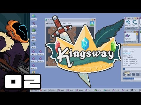 Let's Play Kingsway - PC Gameplay Part 2 - Man Vs Spam