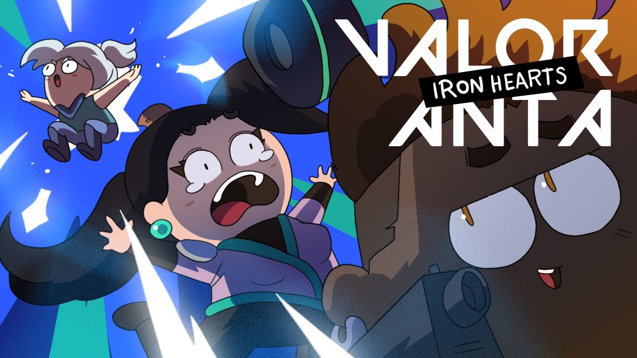 Download VALORANTA IRON HEARTS (VALORANT ANIMATION)