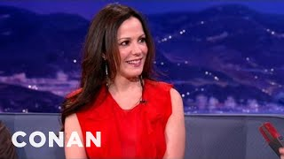 Mary-Louise Parker Longed To Adopt A Donkey