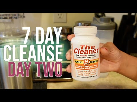 Download The Cleaner 7 Day Cleanse - Day 2: Totally Unexpected