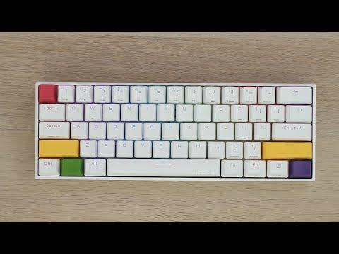Anne Pro II - Mechanical Keyboard ดียังไง ดีจริงไหม?