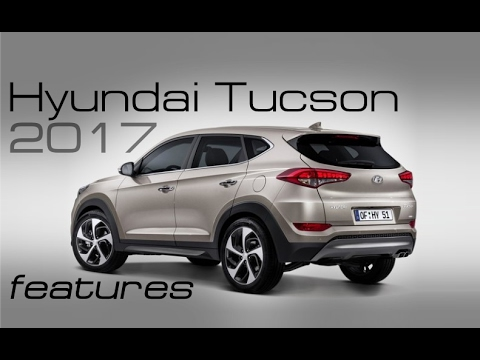 new hyundai tucson 2017 features youtube. Black Bedroom Furniture Sets. Home Design Ideas