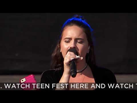 Bea Miller - Live at Teen Fest 2017 (Whole Set)