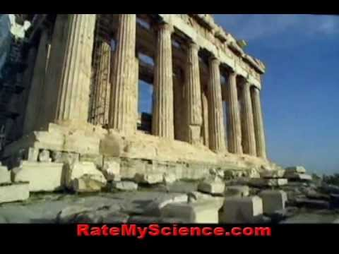Athens - the birth place of democracy, Rate My Science