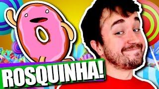 A FUGA DA ROSQUINHA! - Jogos da Galera (Parte 26) thumbnail