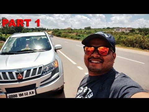 Part 1 - Bangalore to LADAKH on XUV 500