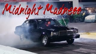 Drag Racing, Drifting, and Burnouts - Gateway Motorsports Park - Midnight Madness April 5th