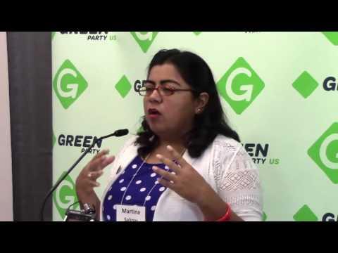 Martina Salinas - Texas Can Be a Renewable Energy Leader