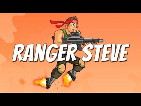 NEW .IO game RANGERSTEVE.IO 2D SHOOTER GAMEPLAY