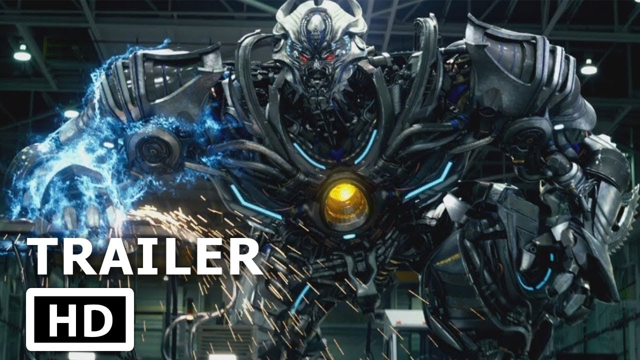 Transformers 6 Official Trailer 2018
