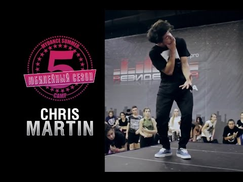 CHRIS MARTIN | MYDANCE CAMP 2015 | RUSSIA, MOSCOW