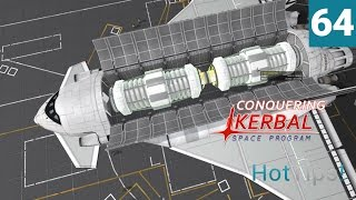 Kerbal Space Program [1.1.3] - Ep 64 - THE BIG LOAD! - Let