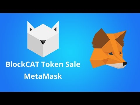 Guide: Purchase CAT using MetaMask