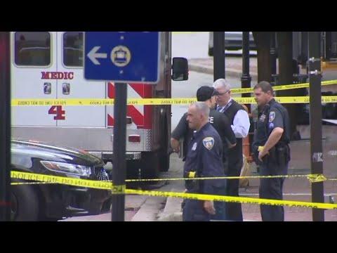 Police: Investigator On Scene Where Man Struck By Light Rail