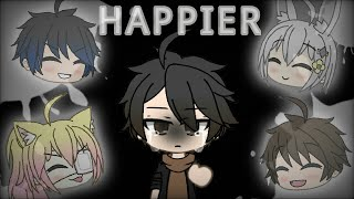 Happier-GLMV-//Marshmello//