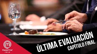 MasterChef Chile 2   Capítulo final   La última evaluación