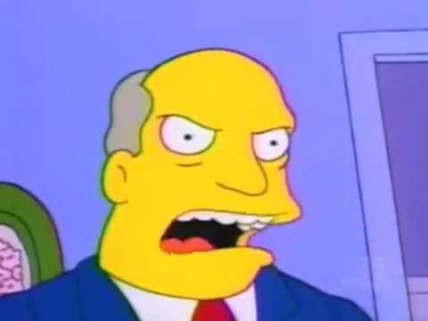 Steamed Hams but the Vocals are Reversed