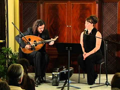 Lubana Al Quntar & Kenan Adnawi: Traditional Music and Song from Syria