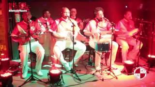 Grupo de samba e pagode Apito de Mestre para festas de aniversários Espaço Lilo