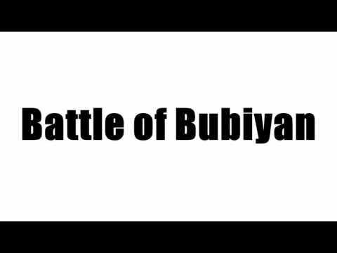 Battle of Bubiyan