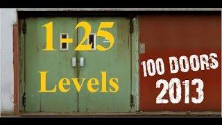 100 Doors 2013 ( 100 Doors 2015 Pro ) - levels 26 - 50