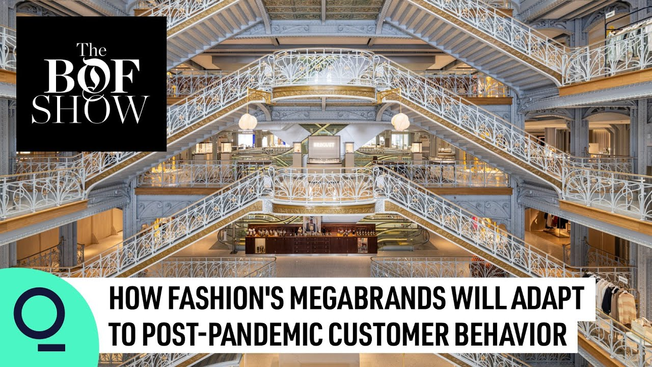 Download How Fashion Megabrands Will Adapt to Post-Pandemic Life | The Business of Fashion Show