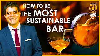 How Bar Trigona Became Asia's Most Sustainable Bar