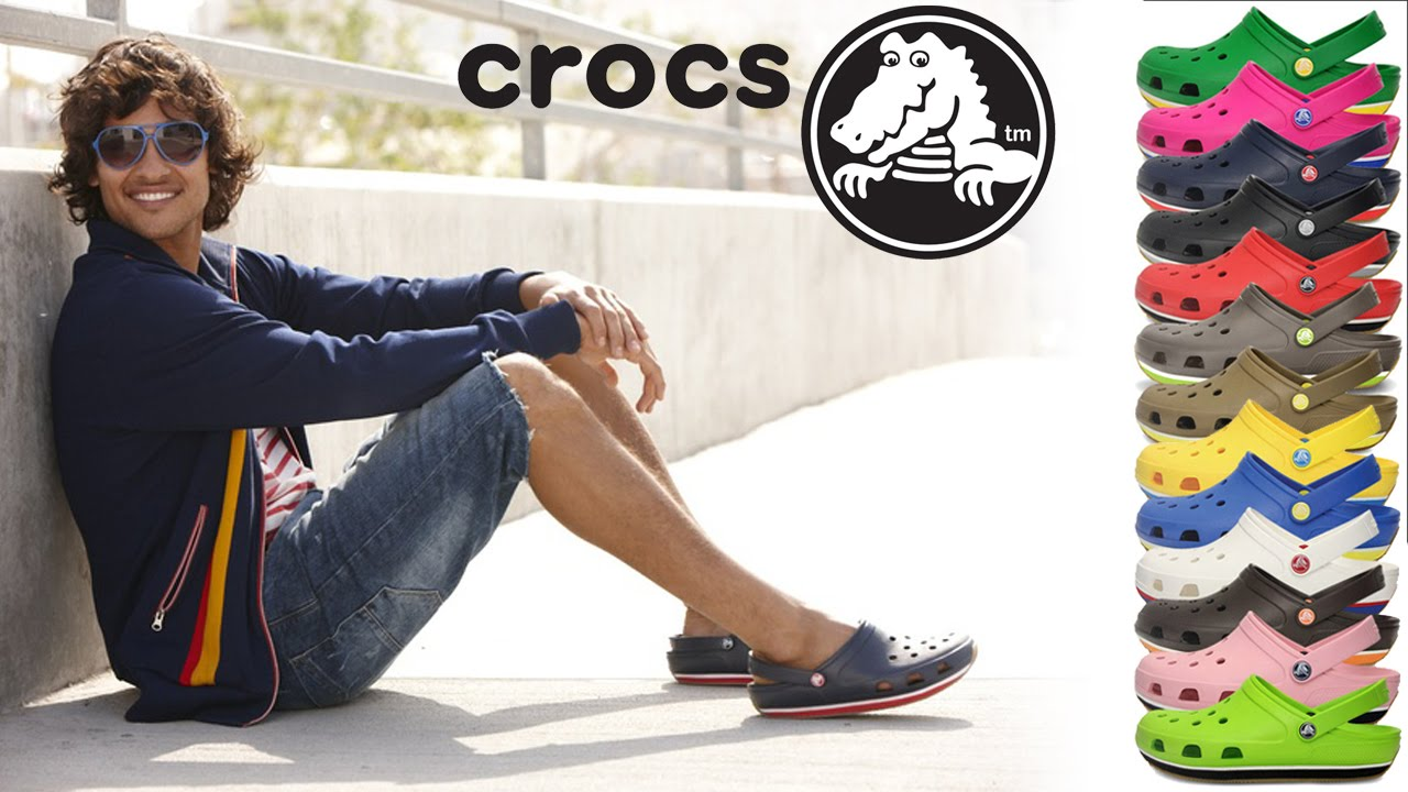 a41665a4719aa Crocs Retro Clog - YouTube