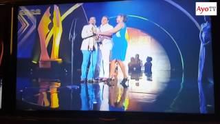 Watanzania Lulu na Richie walivyoshinda Nigeria kwenye Africa Magic Viewer's choice Awards