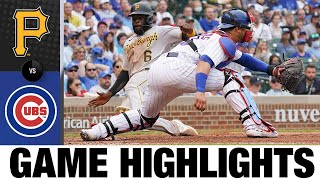 Pirates vs. Cubs Game Highlights (9/4/21)
