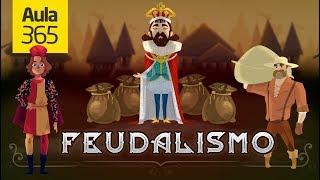La Edad Media: ¿Qué es el Feudalismo? | Videos Educativos para Niños