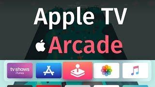 How to get Apple Arcade in Apple TV   Download Apple Arcade App in Apple TV