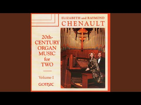 2 Pieces for Organ Duet: No. 2. Octopus Music