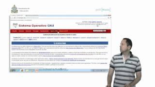 Ibertel. Curso de nuevas tecnologías en la Educación. Contenido libre. Las licencias GNU