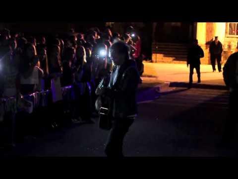 Alex GaskarthTeenage Dirtbag acoustic