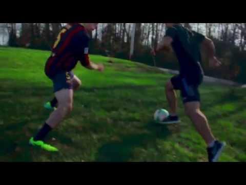 "Aaron ""Nathan"" Volz #16 Class of 2015 Soccer Recruiting Video - Wilmington Christian School, DE"