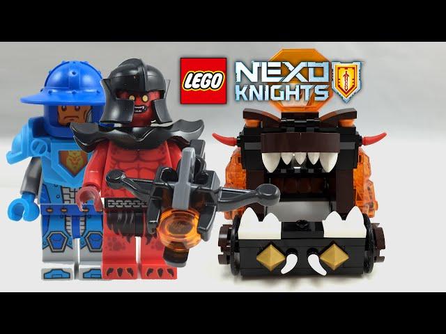 LEGO Nexo Knights sets reviews! | NHLtv.NET