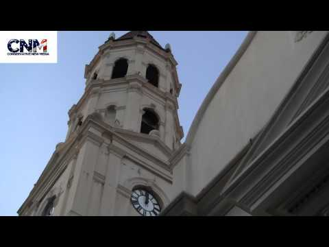 Cathedral Basilica of Saint Augustine Florida in 1080P HD